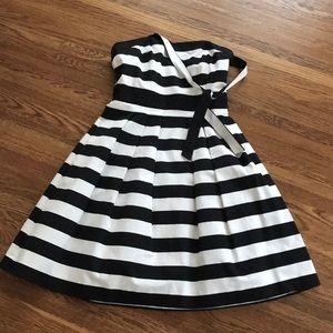 White black market dress - never worn